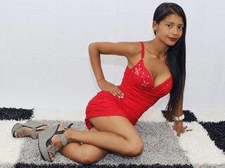 Video cam show LuisaDash